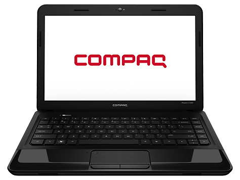 PC notebook Compaq Presario série CQ45-700