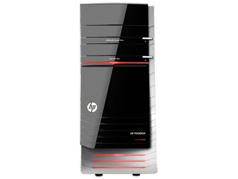 HP Pavilion HPE h9-1200 Phoenix Desktop PC series
