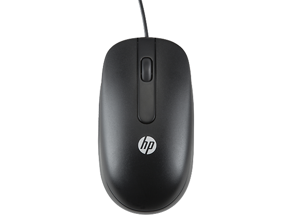 HP USB 1000dpi Laser Mouse - Center