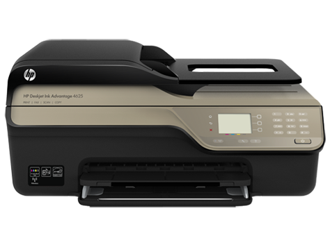 HP Deskjet Ink Advantage 4620 e-All-in-One Printer series