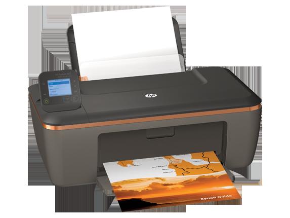 HP Deskjet 3512 e-All-in-One Printer - Right