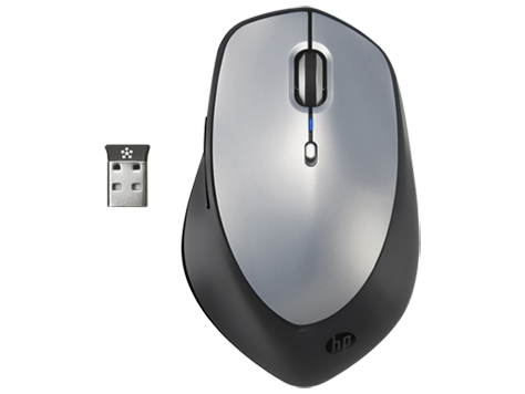 HP X5500 Wireless Mouse