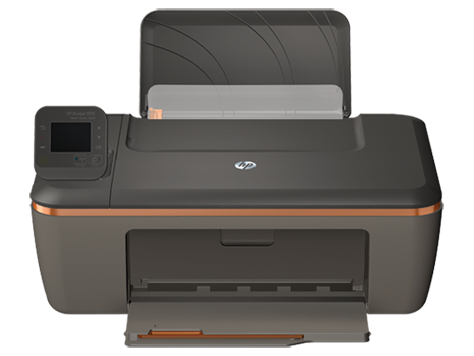 HP Deskjet 3510 E-All-in-One Druckerserie