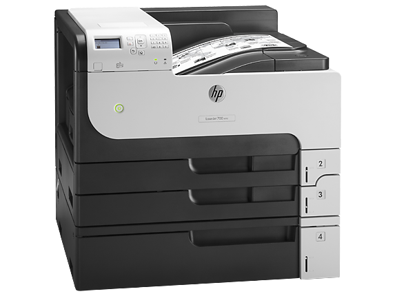 HP LaserJet Enterprise 700 Printer M712xh - Right