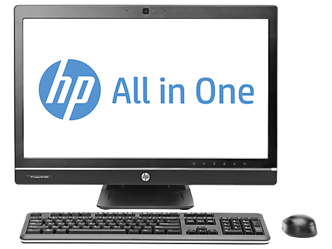 HP Compaq Elite 8300 All-in-One desktop pc