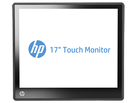 17palcový monitor HP L6017tm Retail Touch