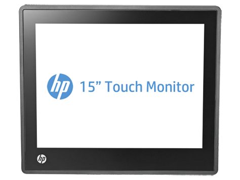 HP L6015tm 15 inch Retail Touch-monitor