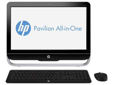 Ordenador de sobremesa HP Pavilion All-in-One serie 23-b100