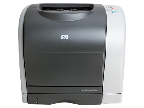 HP Color LaserJet 2550-skrivarserien