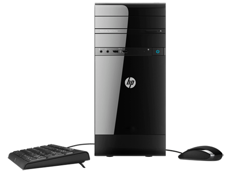 HP p2-1300 Desktop PC series