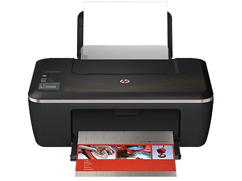 HP Deskjet Ink Advantage 2520hc All-in-One-skriverserien