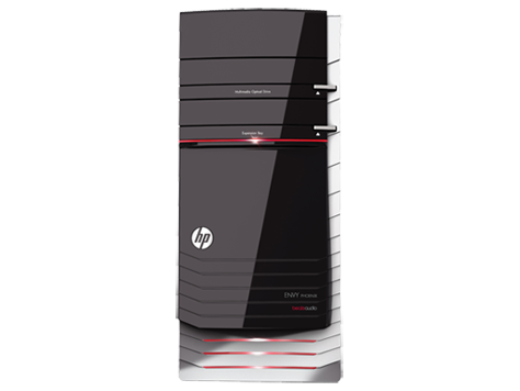 HP ENVY Phoenix h9-1300 desktop pc-serien