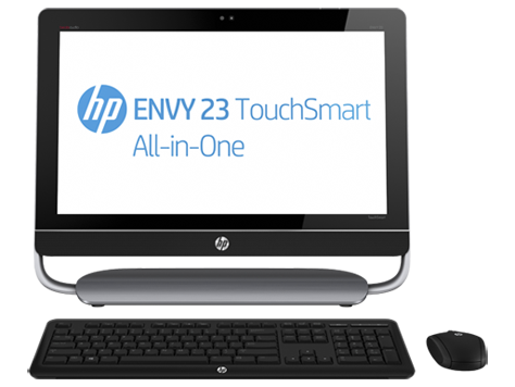 HP ENVY 23-d180ea TouchSmart Driver PC