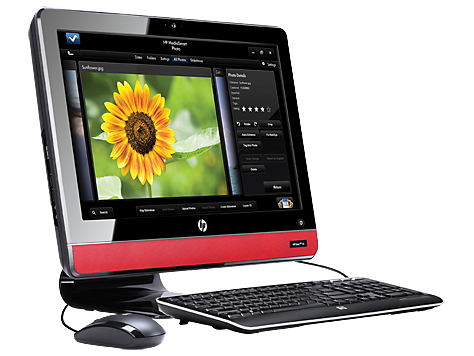 HP Omni 105-5500 Desktop PC series
