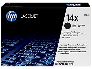 HP 14 Toner Cartridges
