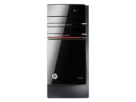 PC de sobremesa HP serie ENVY h8-1400