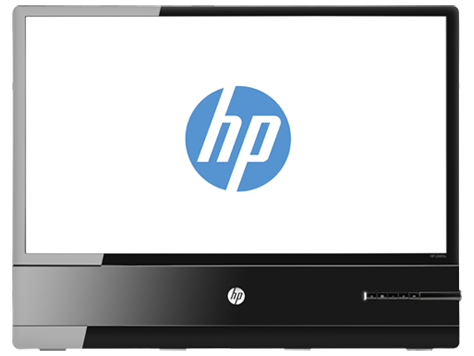Monitor HP L2401x LED Backlit de 24 polegadas