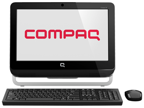 PC de sobremesa Compaq serie 18-2100 All-in-One