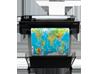 HP DesignJet T520 24-in Printer - Center