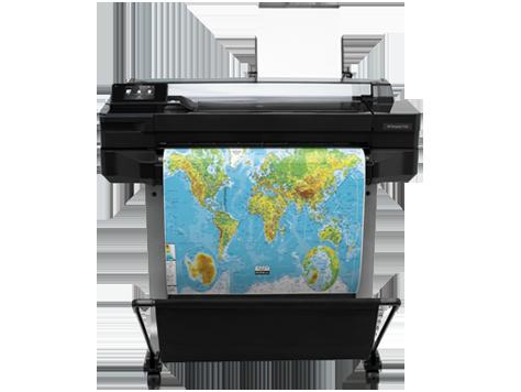 HP DesignJet T520 24-in Printer - Driver Downloads | HP® Customer