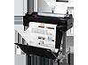 HP DesignJet T520 24-in Printer - Left