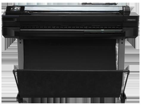 HP DesignJet T520 Printer series