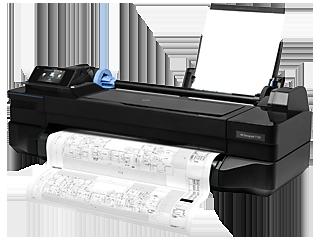 HP DesignJet T120 24-in Printer - Img_Left_320_240