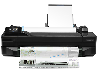 HP DesignJet T120 24-in Printer