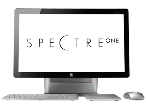 PC Desktop HP Spectre ONE serie 23-e200 All-in-One