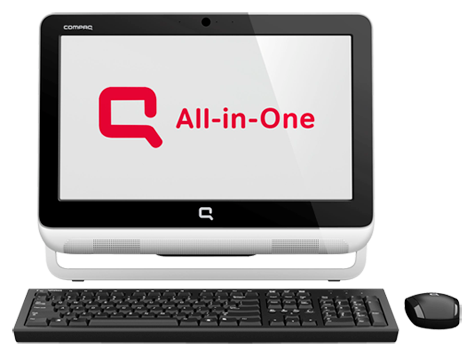 Compaq 18-3200 All-in-One Stasjonær PC-serien