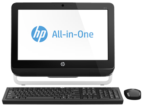 PC Desktop All-in-One HP 18-1000br