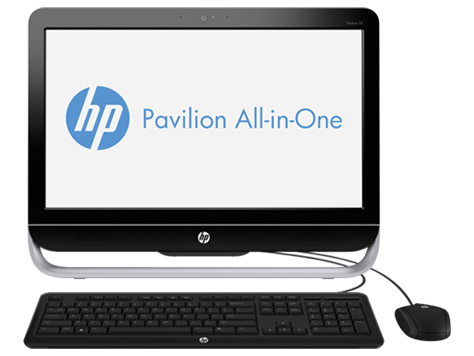 HP Pavilion 23-1000 All-in-One 桌面電腦系列