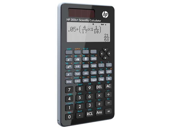 HP 300s+ Scientific Calculator - Right