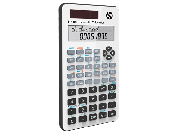 HP 10s+ Scientific Calculator - Right