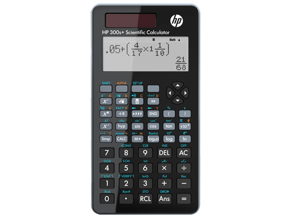 HP 300s+ Scientific Calculator - Center