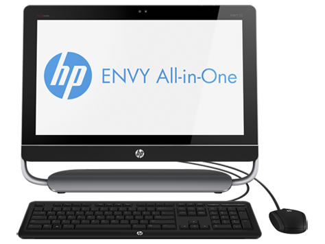 PC desktop All-in-One HP ENVY 23-c000