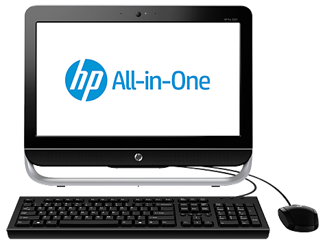HP Pro 3520 All-in-One-PC