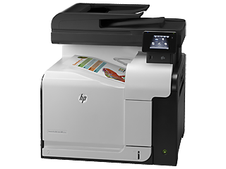 HP LaserJet Pro 500 color MFP M570dn - Img_Left_320_240