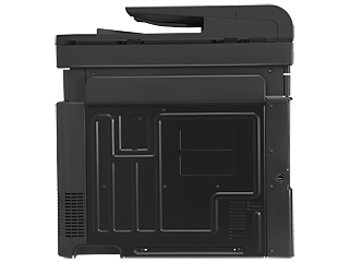 HP LaserJet Pro 500 color MFP M570dn - Img_Rear_320_240