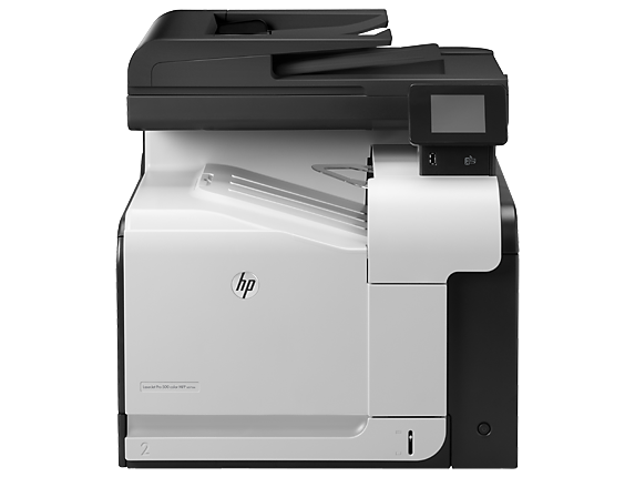 HP LaserJet Pro 500 color MFP M570dn - Center