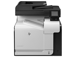 HP LaserJet Pro 500 color MFP M570dn - Img_Center_320_240