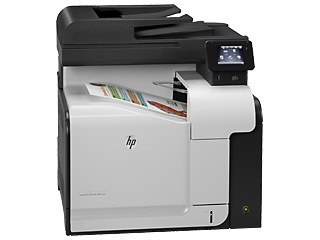 HP LaserJet Pro 500 color MFP M570dn - Img_Right_320_240
