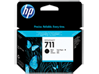 HP 711 80-ml Black DesignJet Ink Cartridge - Center
