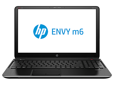 HP ENVY m6-1200 Notebook pc-serie