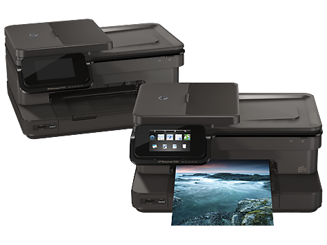 HP Photosmart 7520 e-All-in-One-skriver