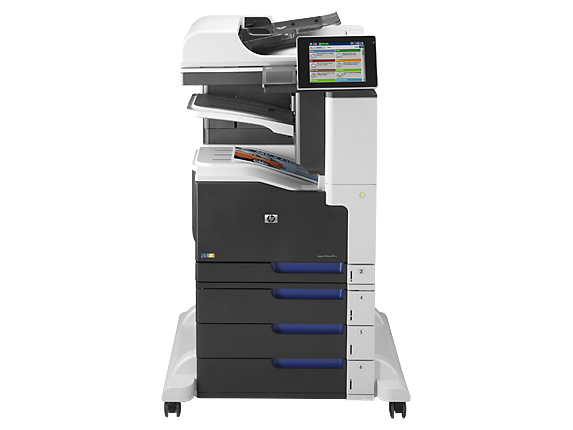 HP LaserJet Enterprise 700 color MFP M775z - Center