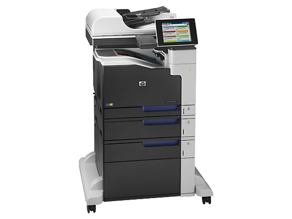 HP LaserJet Enterprise 700 color MFP M775f - Right