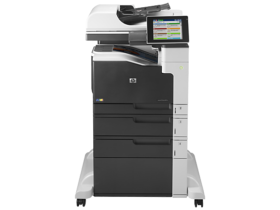 HP LaserJet Enterprise 700 color MFP M775f - Center