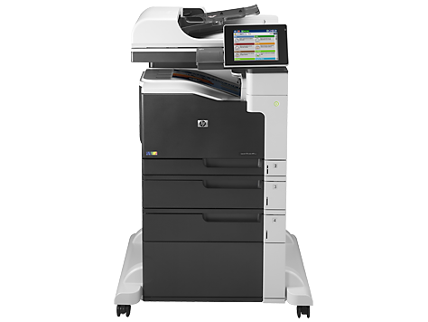 Hp laserjet enterprise 700 color mfp m775 series driver.