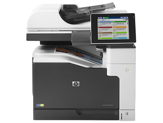 HP LaserJet Enterprise 700 color MFP M775dn - Center